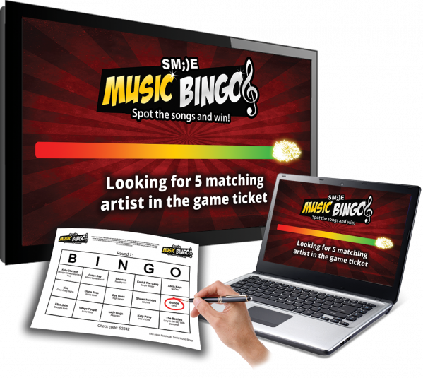 Smile music bingo TV game ticket computer.png