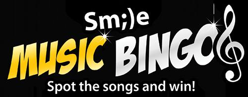 Smile Music Bingo